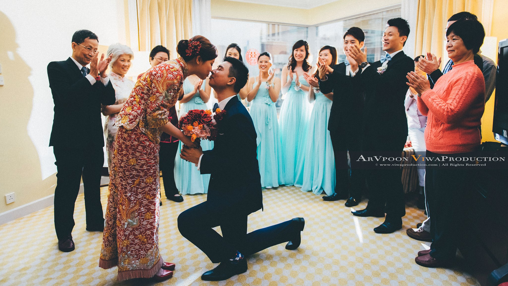 ArV ViWA ViWAProduction ArVPoon Wedding SnapShot WeddingDay